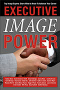 book cover image - executive image power