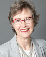 Anne Sowden portrait - Image consultant - Toronto